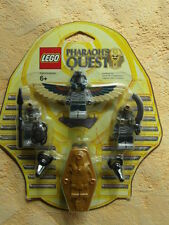 LEGO PHARAOHS QUEST SKELETON MUMMY BATTLE PACK 853176 NEU OVP