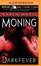 Fever: Darkfever 1 by Karen Marie Moning (2015, MP3 CD, Unabridged)