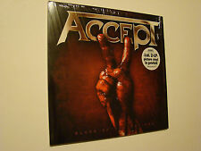 Accept ‎– Blood Of The Nations   LP VINYL PICTURE