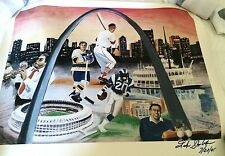 1995 National Sports Collector's Convention Poster (St Louis)