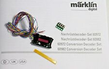 New Marklin Digital 60982 mLD3 Locomotive Decoder mFX & DCC w/ Fast US Shipping!