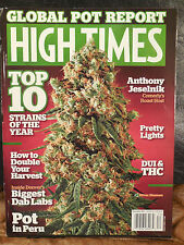 High Times Magazine - Dec 2013 - 10 Top Strain Of The Year