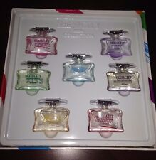Brand New Sexy Sex in the City 7 Mini Perfume Collection Set Parfum 7.5ml each