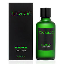 DIOVERDE Natural Beard Oil 50ml, MADE IN AUSTRALIA, Free Shipping