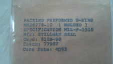 MS28778-10 Packing Preformed O-Ring - Sold in Lot of 10 each