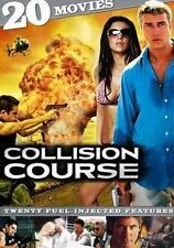 Collision Course: 20 Movies (DVD, 2013, 4-Disc Set)