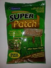 Chatsworth Super Patch Grass Seed - quickly bring new life to your lawn, 200g
