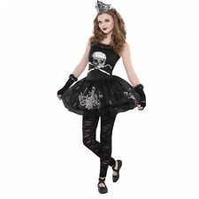 Zomberina Teenage Zombie Ballerina Halloween Costumes Fancy Dress 14-16 Years