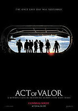 Act of Valour [DVD] (2012), Very Good DVD, Dimiter Marinov, Emilio Rivera, Gonza