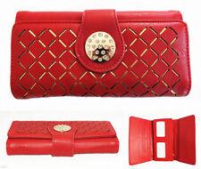 GELDBÖRSE Damen Luxus Strass Portemonnaie NEU Portmonai Portmonee XL Brieftasche