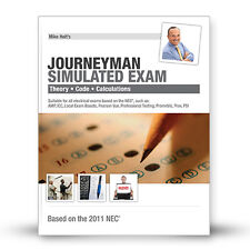 Mike Holt's Journeyman Simulated Exam, 2011 NEC