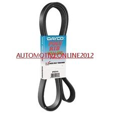 TOYOTA COROLLA FAN BELT SUITS ZZE122R MODELS WITH 1.8L 1ZZ-FE ENG 12/2001-4/2007
