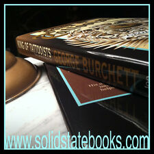 King Of Tattooists, George Burchett, Book, Vintage Tattoo Flash, 1st Edition