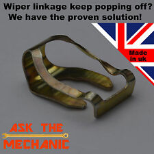 The Original Windscreen Wiper Motor Linkage Repair Clip Vauxhall Opel Astra G H
