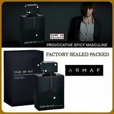 Armaf Club De Nuit Intense Man EDT Men New in Box 3.6 oz MADE IN FRANCE DHL SHIP
