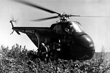 New 5x7 Korean War - Conflict Photo: First Helicopter Invasion on Hill 812