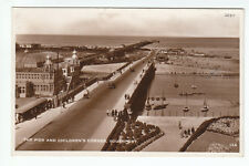 Southport Pier Original Marine Bridge And Children's Corner (Now Retail Park) RP