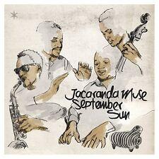 JACARANDA MUSE - SEPTEMBER SUN - 10 TITRES - 2012 - CD NEUF NEW NEU