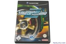 # need for speed underground 2 (allemand) Nintendo GameCube jeu // GC & wii #
