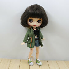 "Takara 12"" Nude Blythe Doll from Factory matte face joints body short hair sale"