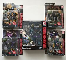 Transformers G1 Combiner Wars Bruticus Combaticons Complete Set MISB z