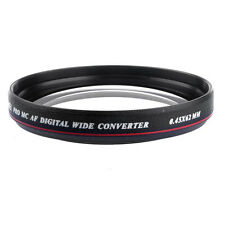 ZOMEI 62mm 0.45x Ultra Slim Wide Angle Filter Lens for Nikon Canon DSLR Camera