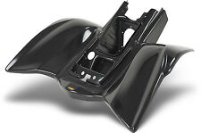 NEW YAMAHA YFS 200 BLASTER BLACK PLASTIC CUSTOM REAR FENDER
