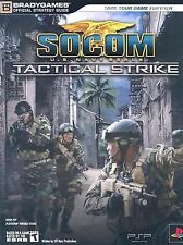 SOCOM U.S. Navy SEALs Tactical Strike Official Strategy Guide (Bradygames Strate