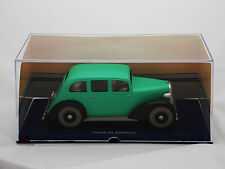 Miniature En voiture Tintin en Amérique La voiture des gangsters Graham Six Car