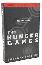 The Hunger Games First Edition Suzanne Collins Rare Book Advance Reading
