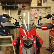 Ducati Hypermotard 'Blackout' Front Turn Signals