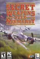 Secret Weapons Over Normandy (PC, 2003) - PC CDRom Game - BOX