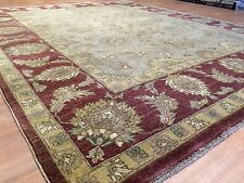 Great Ghazani - Indian Peshawar Rug - Oriental Carpet - Oushak 8 x 10 ft.