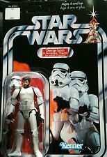 "Star Wars 3.75"" George Lucas in Stormtrooper Suit by Kenner"