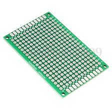 1 x DIY FR4 Fiber PCB Prototype Copper Breadboard Print Circuit Board 40mmx60mm