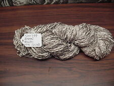 RAYON Chenille Yarn 500 YPP 1 Skein, 4 oz.125 Yards Color Taupe.