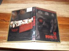 12 Monkeys (DVD, 2005, Special Edition)