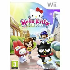 Nintendo Wii Spiel Hello Kitty Seasons RAR!!! NEU