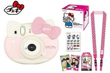 New! Hello Kitty FUJIFILM Fuji Instant Camera Cheki Instax Mini Intax From Japan