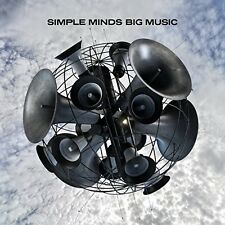Big Music - Simple Minds (2014, CD NEUF)