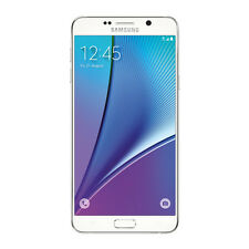 New Samsung Galaxy Note 5 32GB SM-N920A At&t Unlocked 4G LTE GSM Phone WHITE