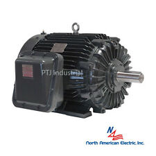 30 hp explosion proof electric motor 326t 3 phase 1200 rpm  free shipping