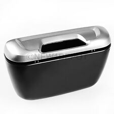 Silver Cargo Trash Can Carbage Storage Box Container Collect For Toyota RAV4 ND