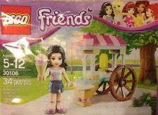 NEW Lego friends EMMA Ice Cream Stand (30106) FREE US SHIPPING LOOK!!!!!!!!!