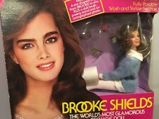 Brooke Shields Doll 1982