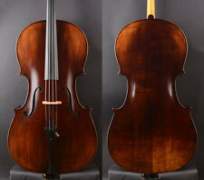 Special Offer! Modern Stradivari Copy Cello Fine Tone, Dark varnish