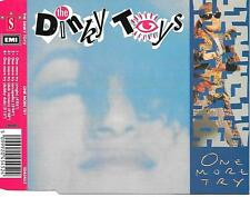 THE DINKY TOYS - One more try CDM 4TR BELPOP 1991 (EMI)
