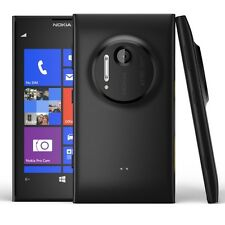 Nokia Lumia 1020 RM-877 32GB AT&T Unlocked Any GSM Phone w/ 41MP Camera Black *