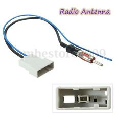 Car Radio Stereo CD Player Antenna Adapter Adaptor Audio Cable Female For Nissan