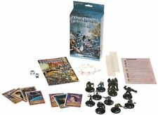"""MAGE KNIGHT REBELLION STARTER SET """"WIZKIDS COLLECTIBLE GAME FACTORY SEALED"""""""